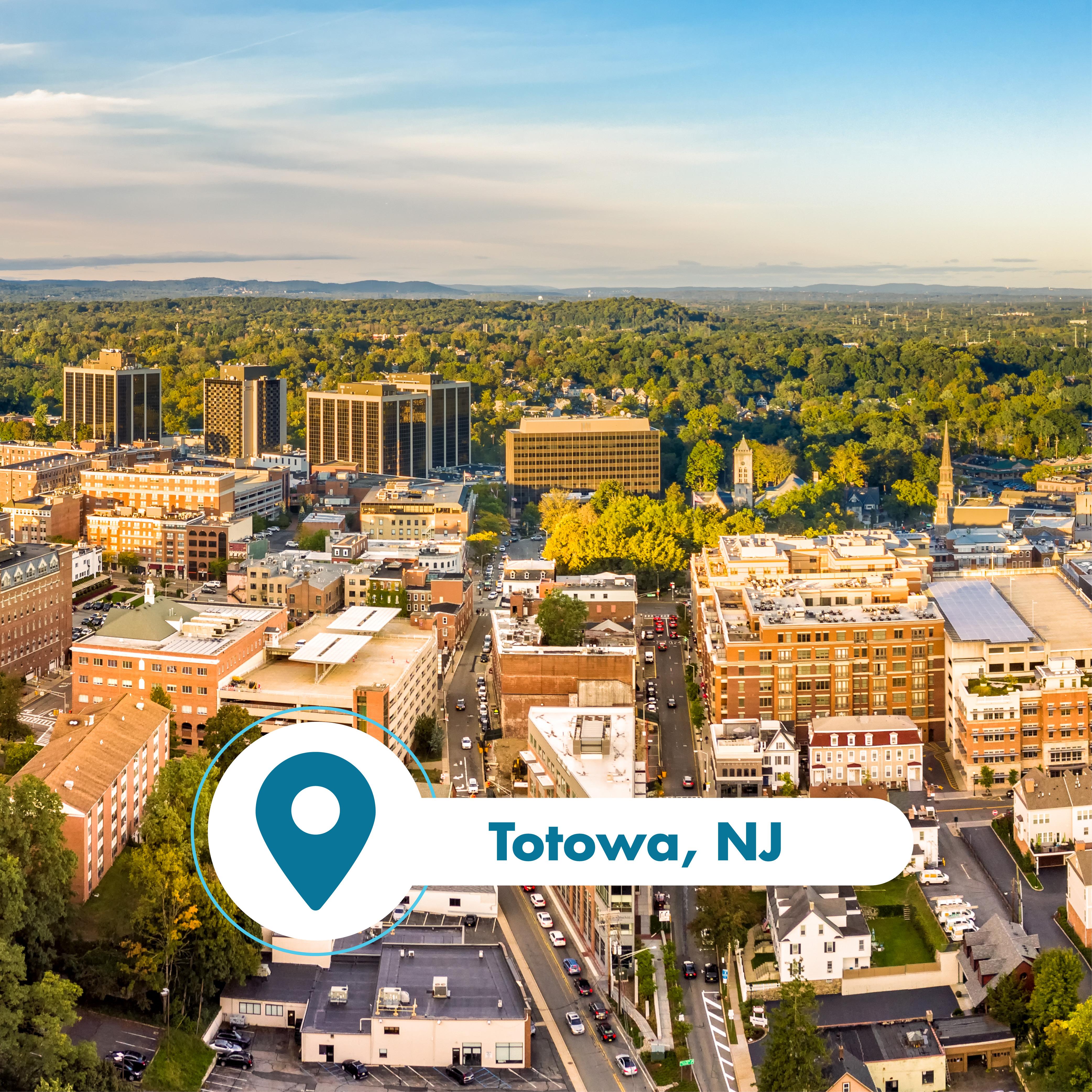 Totowa, New Jersey